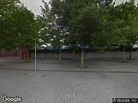 112 melding Brandweer naar Piet van Donkplein in Deventer