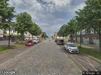 Ambulance naar Daguerrestraat in Amsterdam