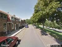 Ambulance naar Weeskinderendijk in Dordrecht