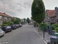 112 melding Ambulance naar Laan van Rustenburg in Voorburg