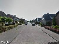Ambulance naar Hoge Akker in Den Hout