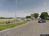 112 melding Brandweer naar Meester Snijderweg in Stellendam vanwege een scheepsbrand