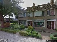 112 melding Ambulance naar Boesemsingel in Bodegraven