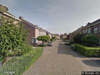 Ambulance naar Adriaan Brouwerlaan in Oosterhout