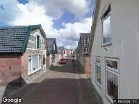 112 melding Ambulance naar Snoekstraat in Grootebroek