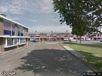 112 melding Ambulance naar Commandeursplein in Den Helder