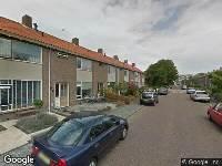 112 melding Ambulance naar IJsselstraat in Den Helder