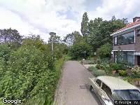 112 melding Ambulance naar Koninginneweg in Bodegraven