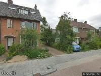 112 melding Besteld ambulance vervoer naar Houtrijkstraat in Halfweg