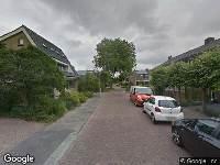 112 melding Ambulance naar Acacialaan in Rozenburg