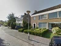 Ambulance naar Assumburgstraat in Breda