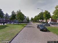 Ambulance naar Hyacintstraat in Oosterhout