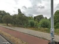 112 melding Ambulance naar Prinsen Bolwerk in Haarlem