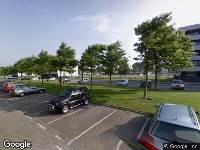 Ambulance naar Park Vossendijk in Hoogvliet Rotterdam
