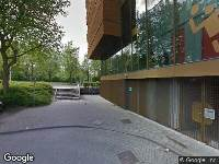 112 melding Ambulance naar Duke Ellingtonstraat in Delft