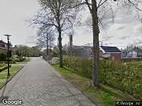 112 melding Brandweer naar Master Dijkstrawei in Rottevalle vanwege brand