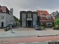 112 melding Ambulance naar Mr. van Coothstraat in Waalwijk
