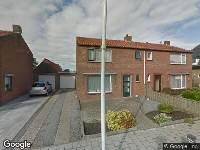112 melding Ambulance naar Weststraat in Biervliet