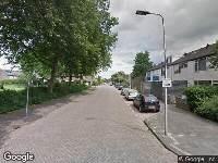 112 melding Ambulance naar Saturnusstraat in Spijkenisse