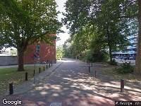 112 melding Ambulance naar Anthonis van der Nootstraat in Spijkenisse