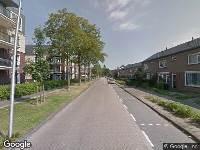 112 melding Ambulance naar Lindenstraat in Spijkenisse