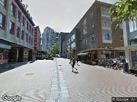 112 melding Politie naar Houtstraat in Nijmegen vanwege ongeval met letsel