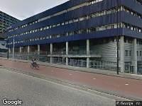 Politie naar Stieltjesstraat in Nijmegen vanwege personen te water