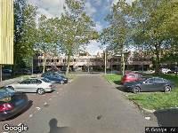112 melding Ambulance naar Lisztstraat in Delft