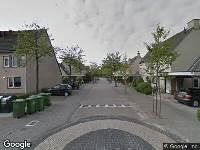 112 melding Brandweer naar Paltrokmolen in Alphen aan den Rijn