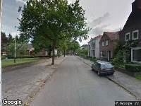 112 melding Ambulance naar Korte Bredestraat in Nijmegen vanwege ongeval met letsel
