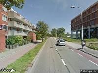 112 melding Ambulance naar Reinier de Graafweg in Delft