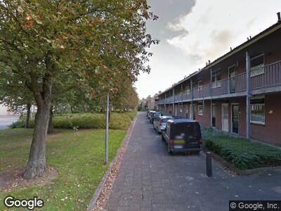 Brandweer naar Rubensplein in Middelharnis
