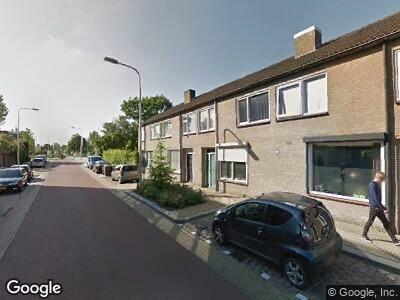 Ambulance naar Prinsenhoeven in Tilburg