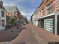 112 melding Ambulance naar Jansstraat in Haarlem
