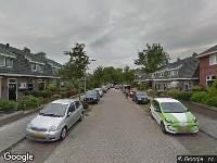 112 melding Ambulance naar Palestrinastraat in Nijmegen