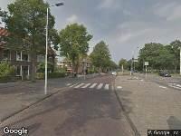 112 melding Ambulance naar Lammenschansweg in Leiden