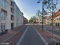 112 melding Ambulance naar Oranjeboomstraat in Leiden