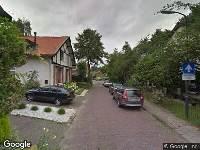 112 melding Ambulance naar Paasberg in Oosterbeek