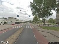 Ambulance naar Smaragdlaan in Leiden