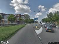 Politie naar Keizer Karelplein in Amstelveen vanwege ongeval met letsel