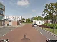 Ambulance naar Van der Hooplaan in Amstelveen