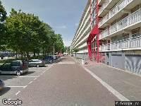 Ambulance naar Jacques Urlusplantsoen in Leiden
