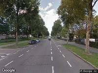 Ambulance naar Tuinzigtlaan in Breda
