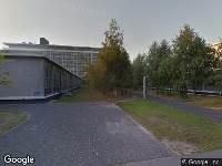 Brandweer naar High Tech Campus in Eindhoven