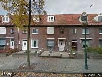 112 melding Ambulance naar Bernard Zweerslaan in Eindhoven
