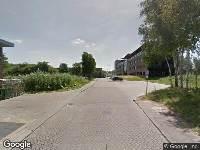 112 melding Ambulance naar Vrijheidslaan in Delft