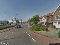 112 melding Politie naar Zoeterwoudseweg in Leiden vanwege ongeval met letsel
