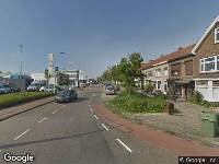 112 melding Ambulance naar Zoeterwoudseweg in Leiden