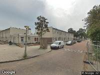 112 melding Besteld ambulance vervoer naar Lorentzlaan in Amsterdam
