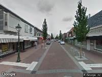 112 melding Ambulance naar Voorstraat in Numansdorp